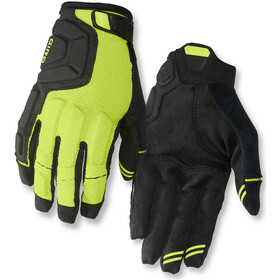Giro Remedy X2 Gants Homme, lime/black